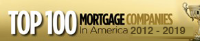Top 100 Mortgage Lender Badge
